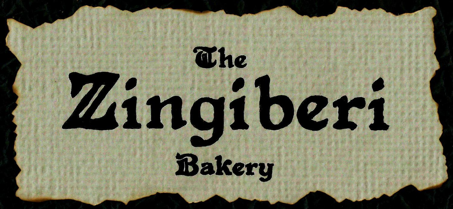 The Zingiberi Bakery