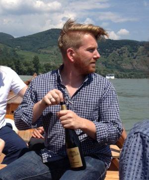 Franz Hirtzberger on Danube.jpg