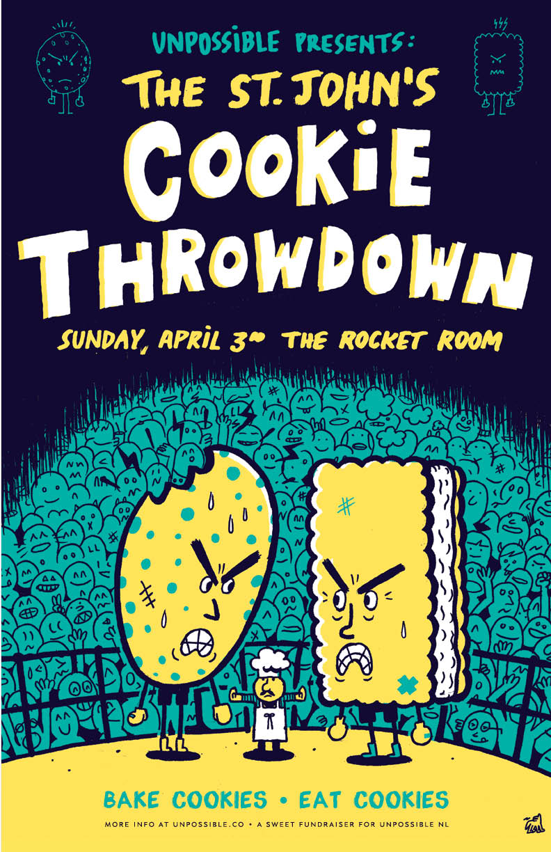 The St. John's Cookie Throwdown