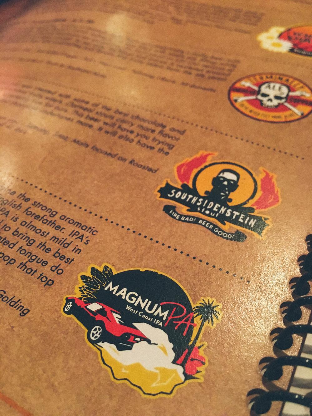 terminal_beer_menu