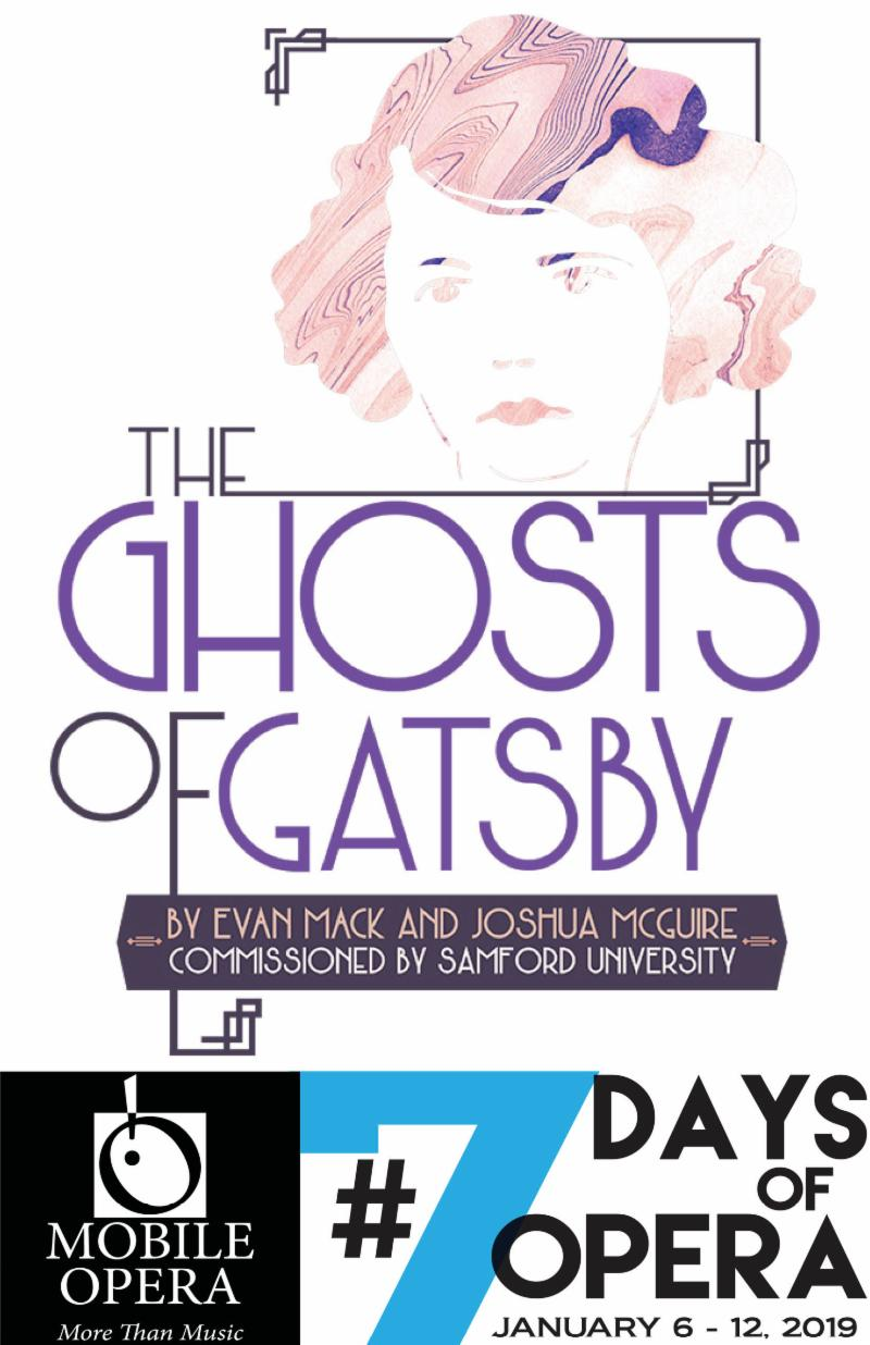 The Ghosts of Gatsby in Mobile - Performance of