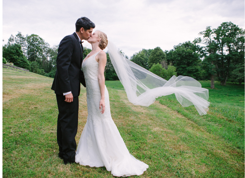 Katie + Joe - Montgomery Place