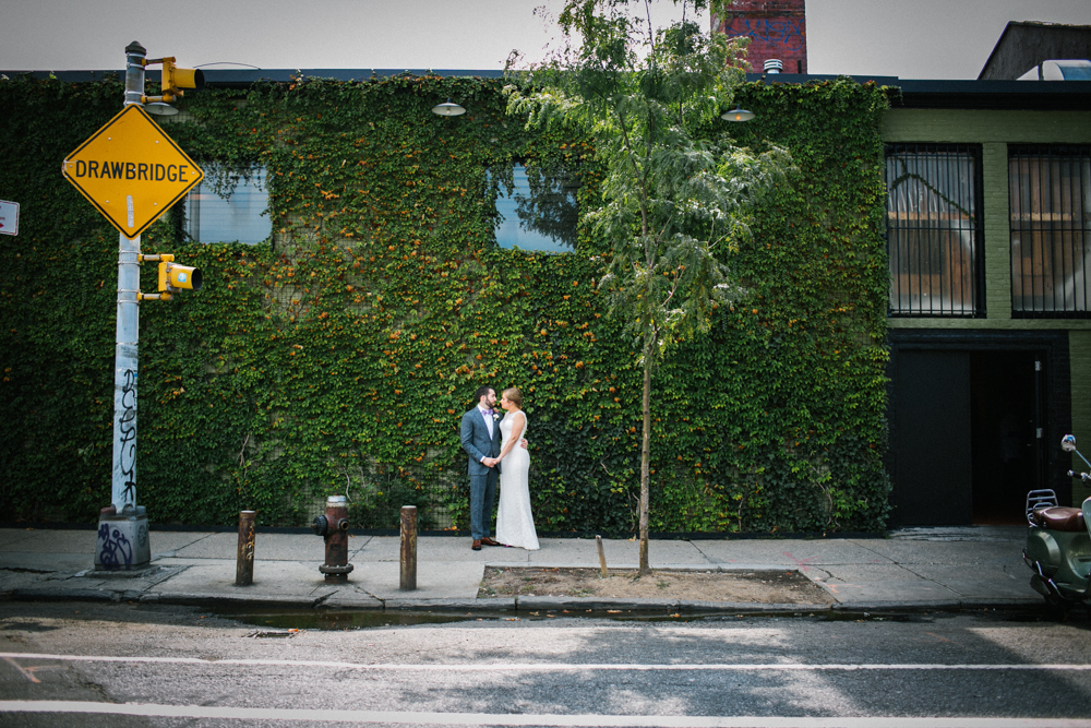 Lynden + Brendan - The Green Building