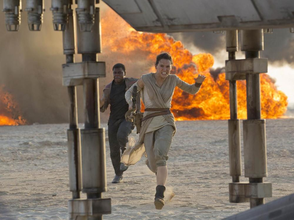 Star Wars VII Still