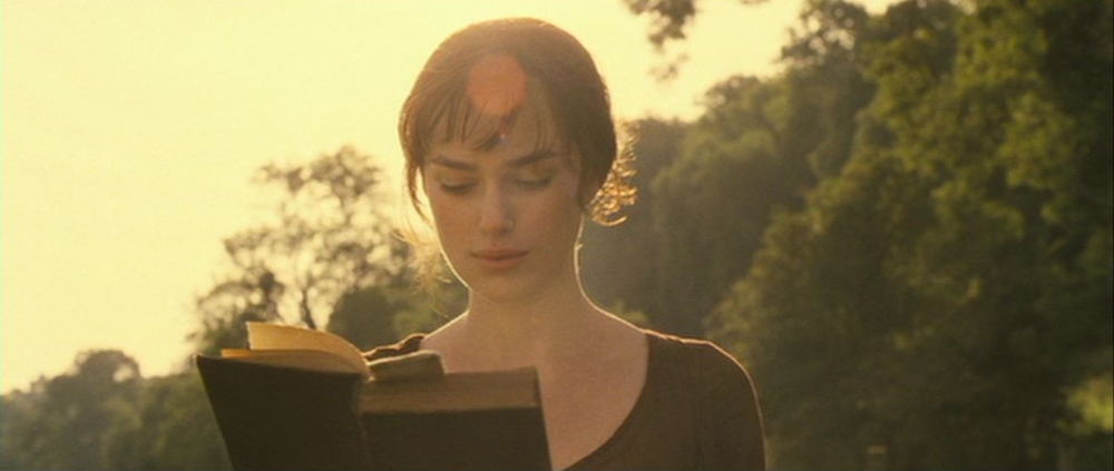 Picture from the 2005 Pride and Prejudice Movie