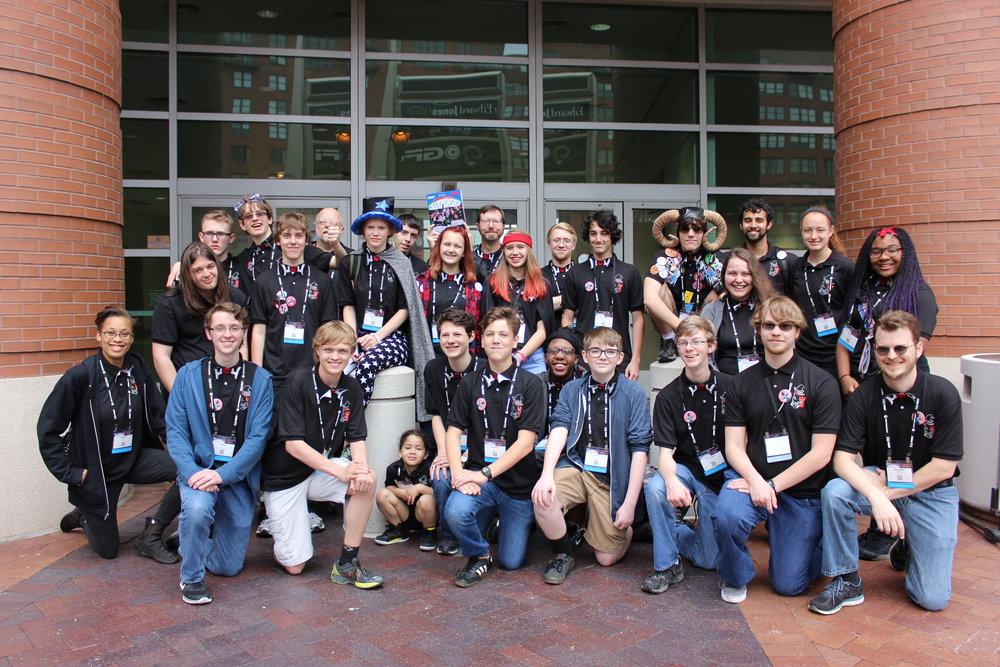 Wired Wizards High School Robotics Team