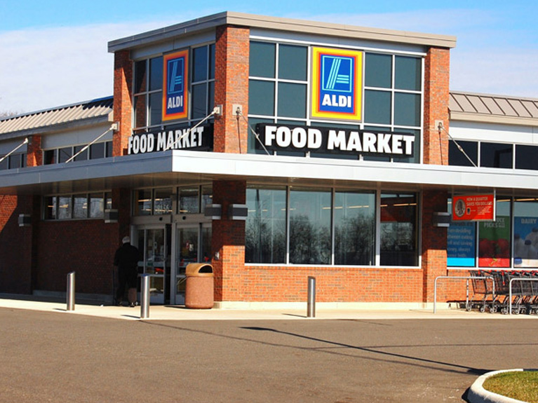 ALDI plans to open 45 grocery stores in Southern California by the end of 2016. Image via retailingtoday.com (Photo: Gina Acosta)