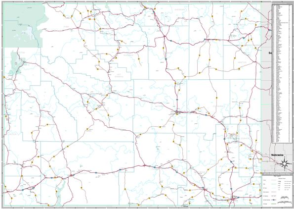 2. Wyoming
