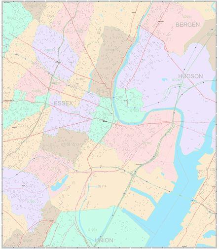 #7 Newark, New Jersey