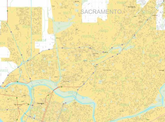 #8 Sacramento, California