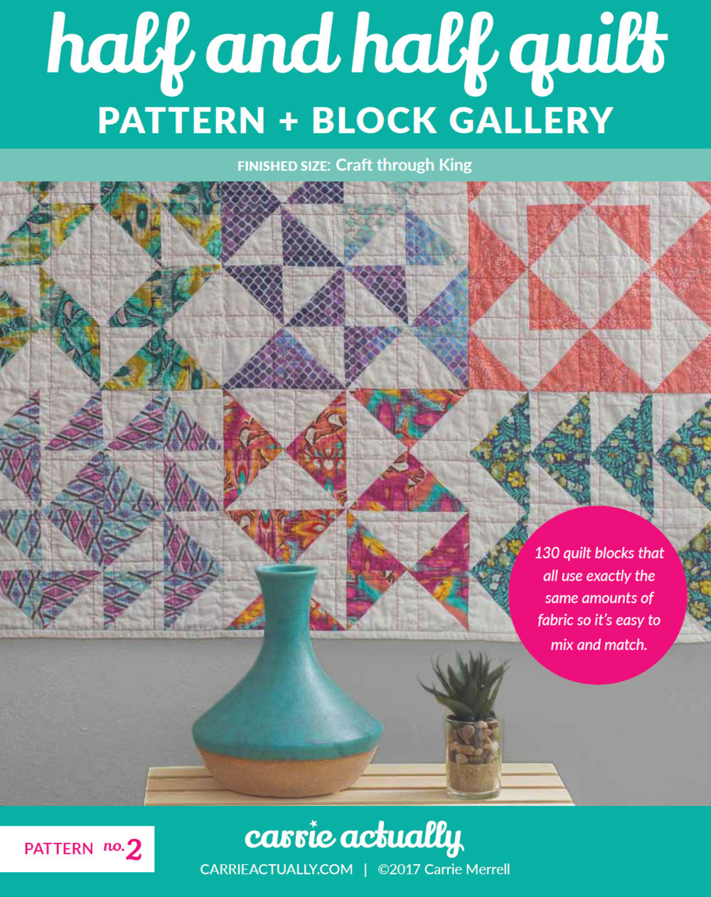 Carrie Actually - Half and Half Quilt by Carrie Merrell.png