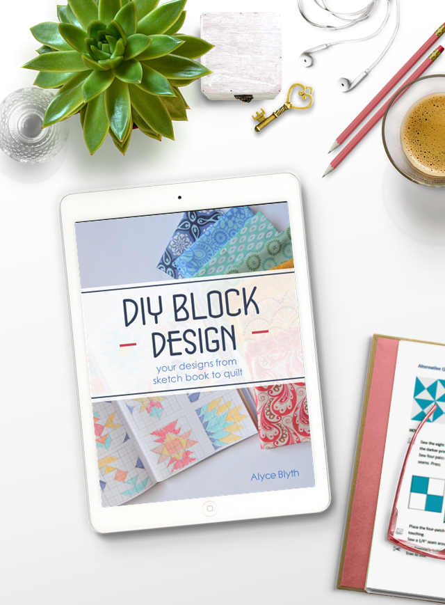 Blossom Heart Quilts - DIY Block Design eBook by Alyce Blyth.png