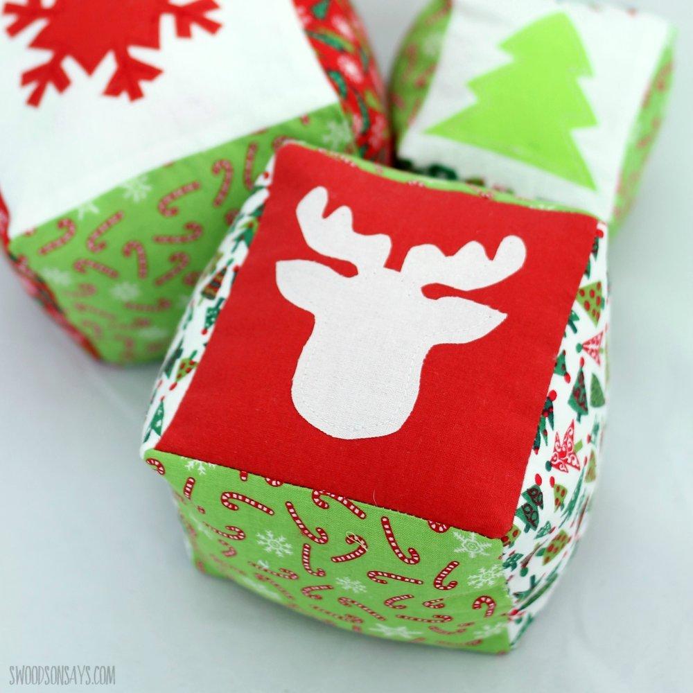 Swoodson Says - Christmas Baby Blocks by Stephanie Woodson.jpg