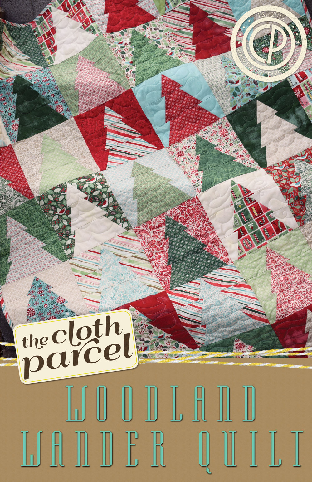 The Cloth Parcel - Woodland Wander Front by Audrey Mann.jpg