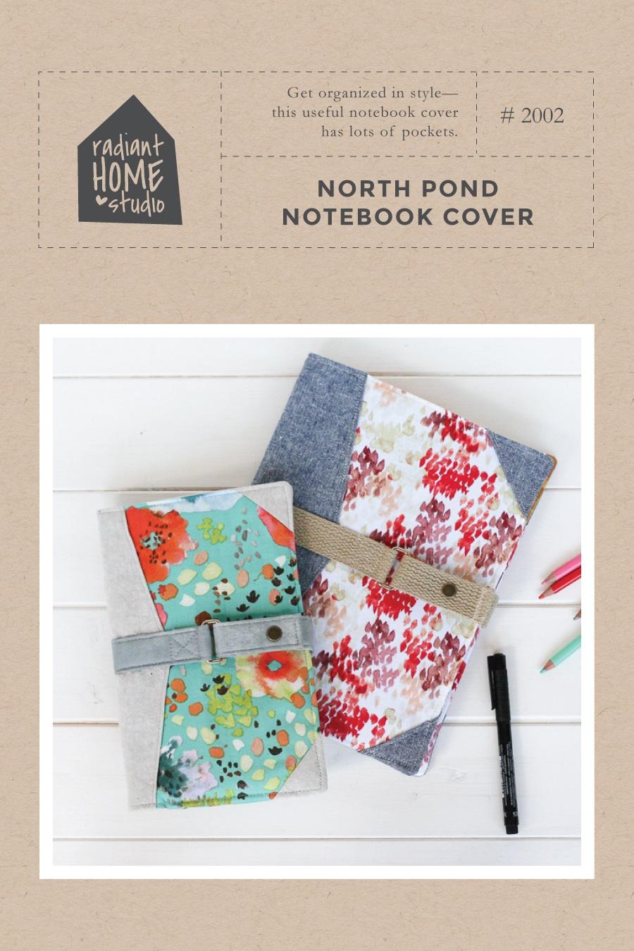 Radiant Home Studio - North Pond Notebook by Sara.jpg