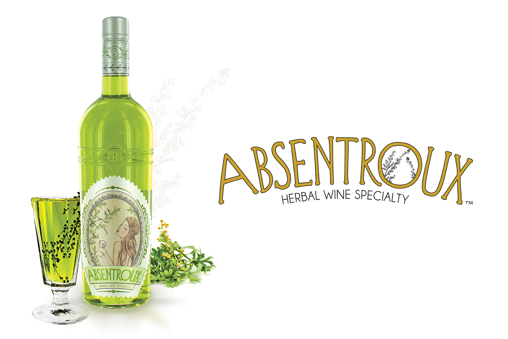 Absentroux Herbal Wine Specialty