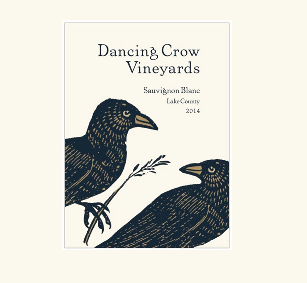 Dancing Crow