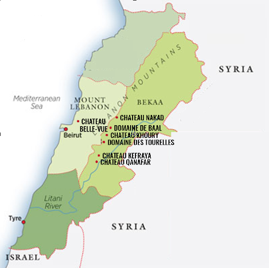 Lebanese-Wines