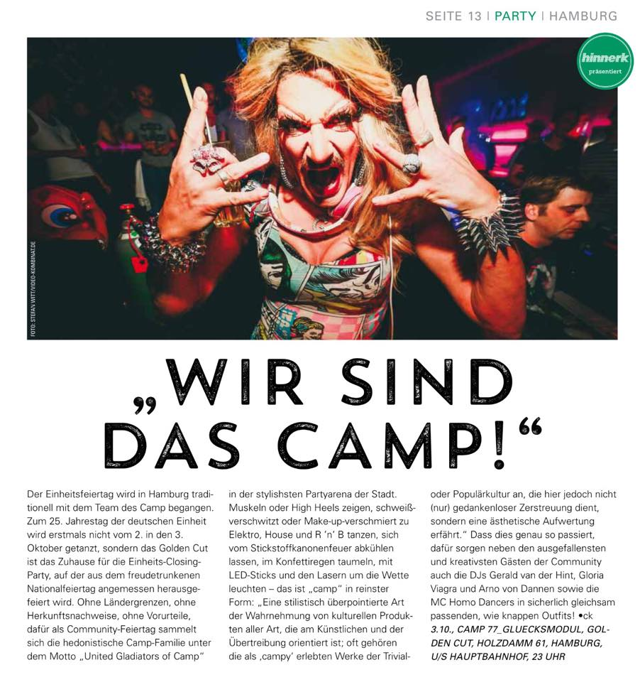Party Magazine