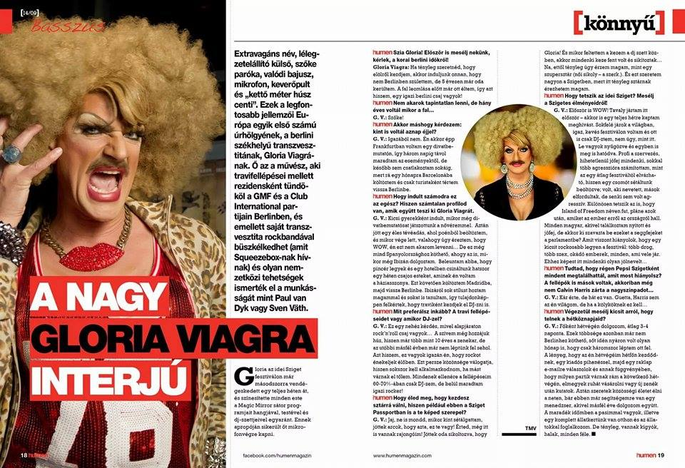 Budapest Könnyü Magazine