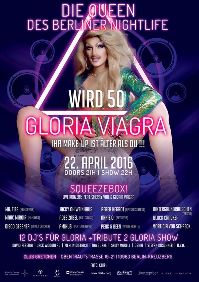 Viagra party