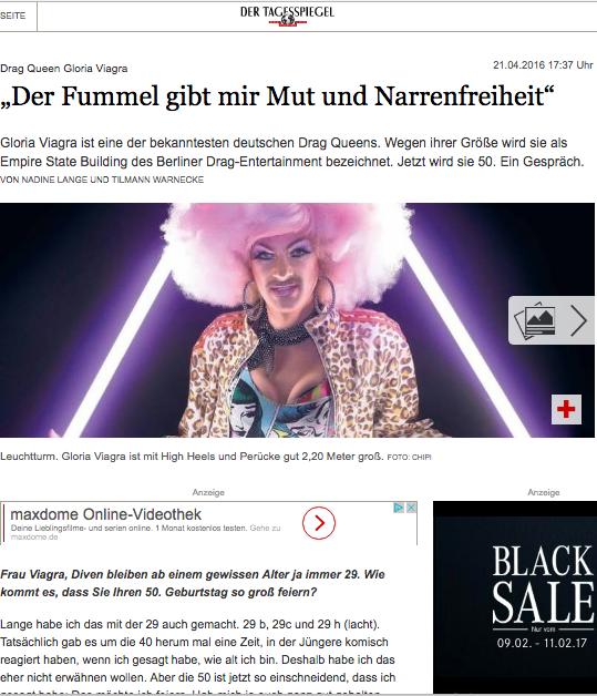 Tagesspiegel - German Newspaper