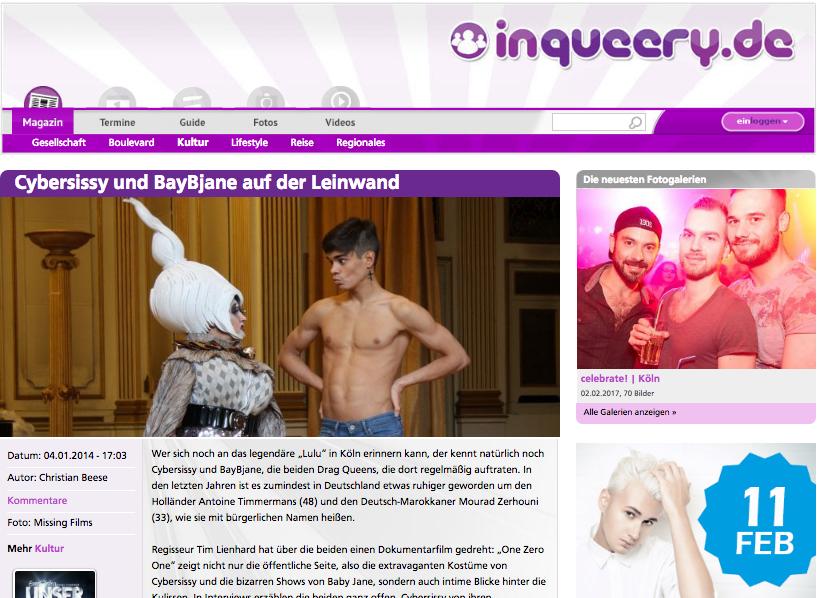 Inqueery.de - German blog