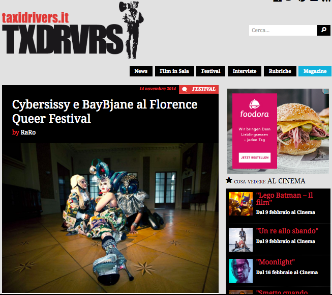 Txdrivers - Italian Magazine