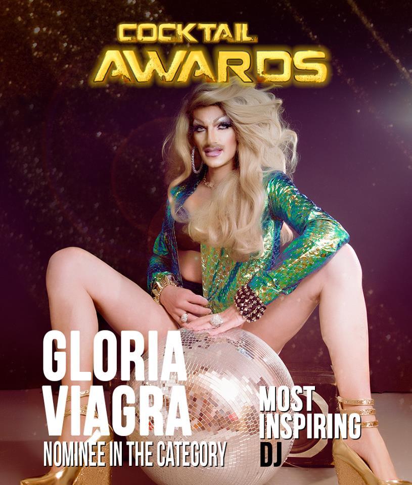 Cocktail Awards -Most inspiring DJ