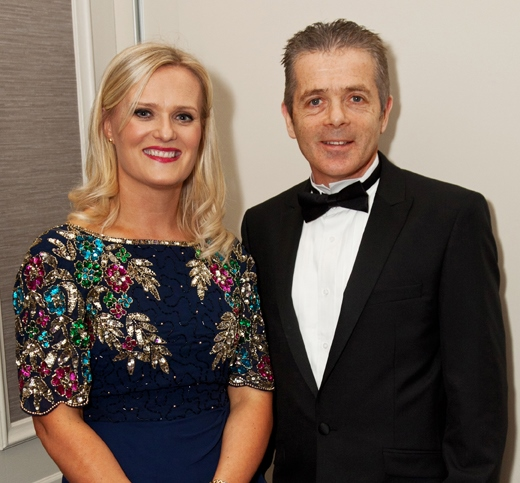 Pictured: Tom O'Neill, Managing Director, Brandon Global IT and Julie Brennan, Managing Director, Institute of Legal Research and Standards
