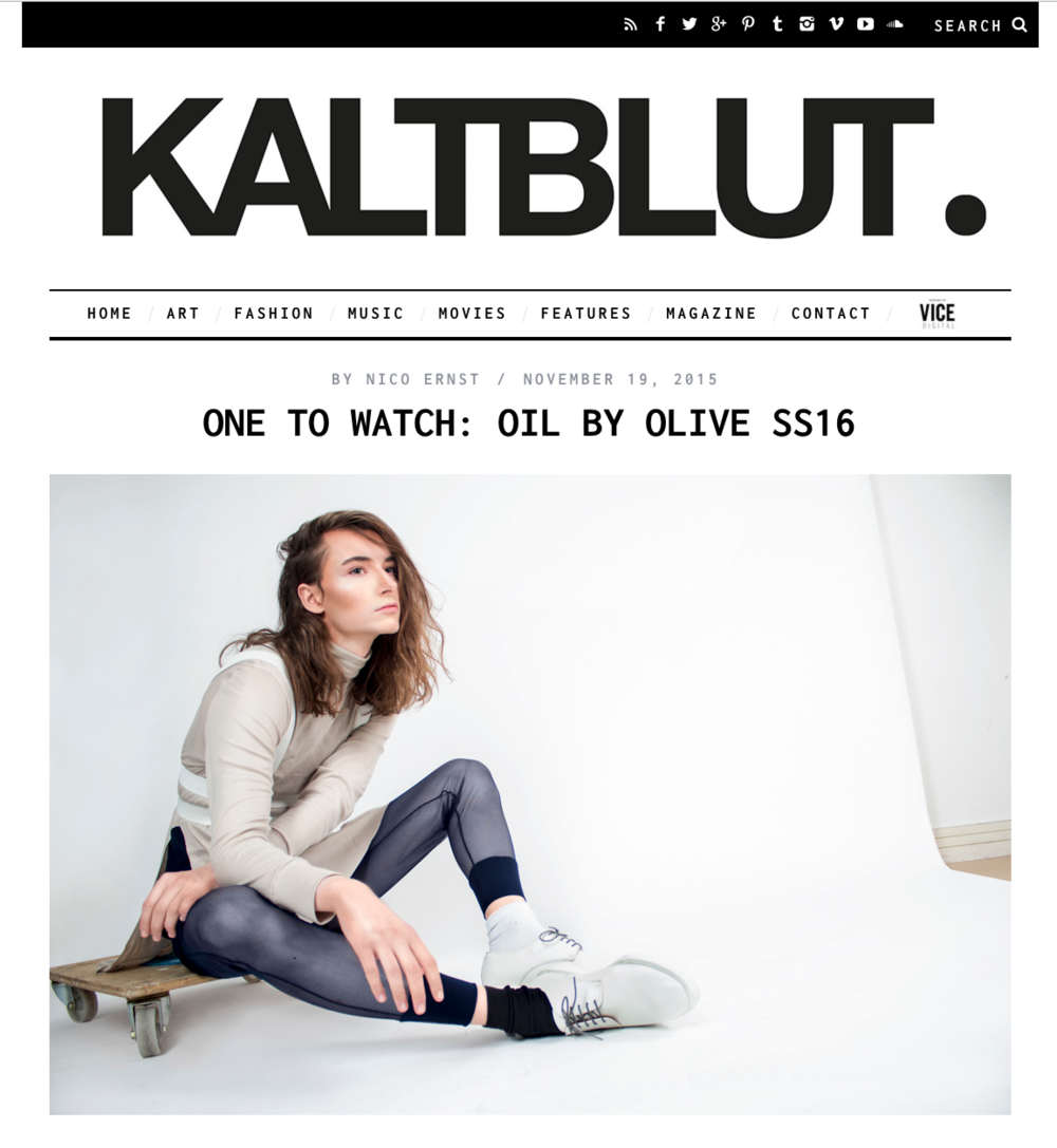 KALTBLUT - November 19, 2015
