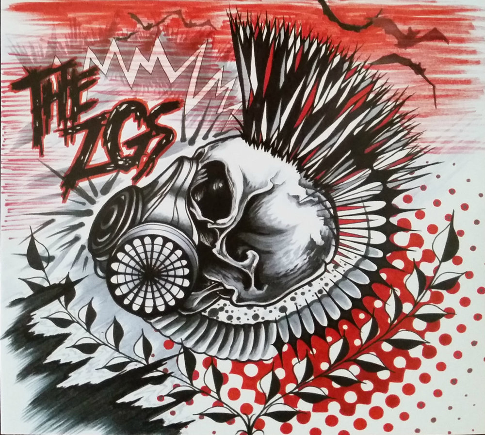 The ZGs self titled