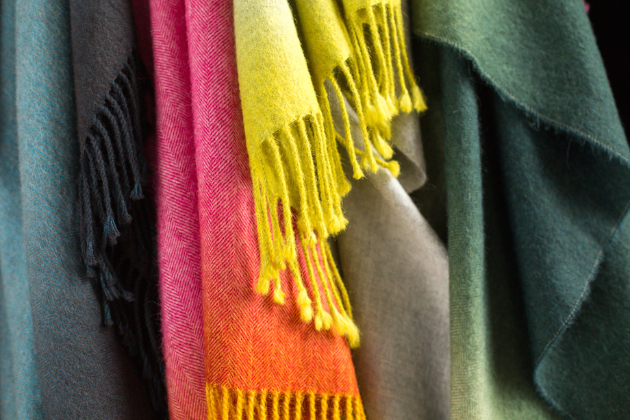 ombre throws close up.jpg