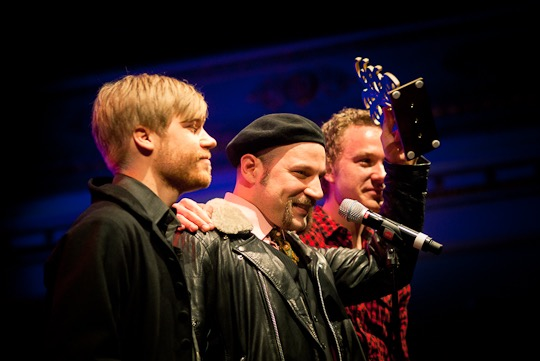 "Nordic, ""Group of the year"", Folk och Världsmusikgalan (2011)"