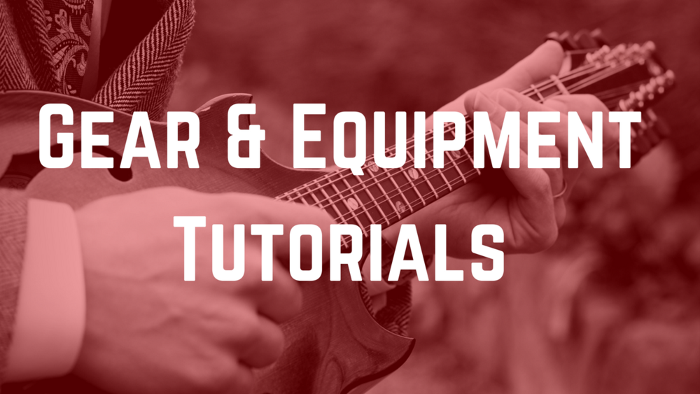 Gear and Equipment - Tutorials and Demos