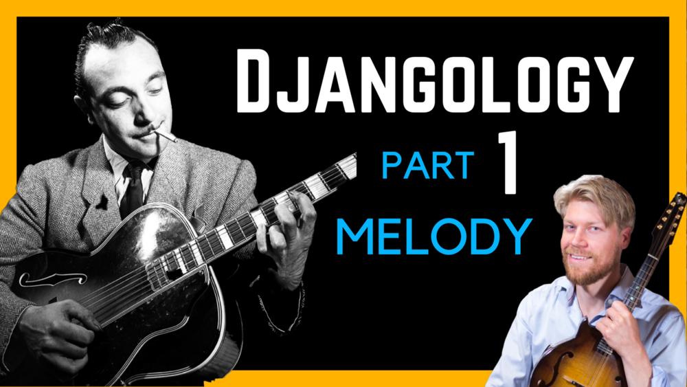 Djangology by Reinhardt/Grappelli - Melody