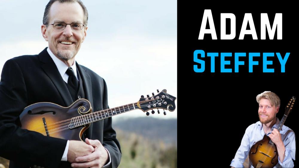 Adam Steffey, Bluegrass Mandolin Solo - Tutorial