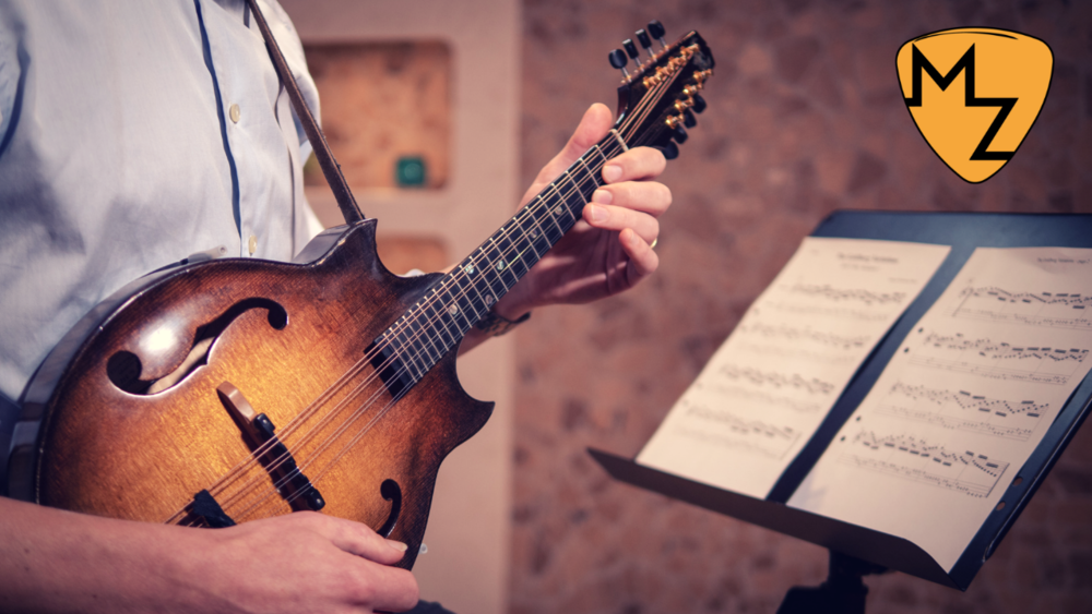 Play J.S.Bach on Mandolin - Download the FREE sheet music and TAB for the Goldberg Variations no1.