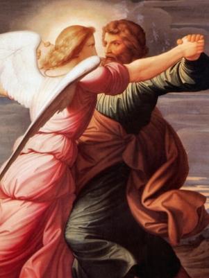 Jacob vs. The Lord