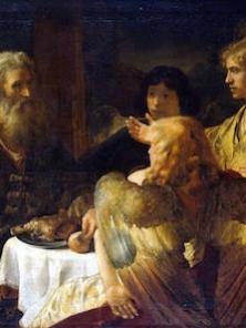 Abraham & the Three Visitors