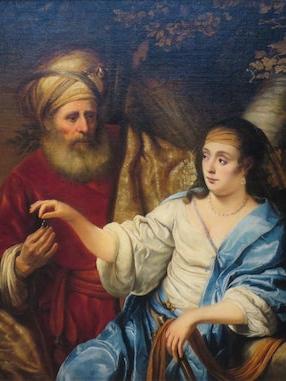 Judah & Tamar
