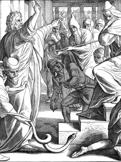 Next   SESSION  Exodus 7 The Hardened Heart of Pharaoh