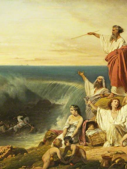 Previous   SESSION  Exodus 14-15 The Crossing of the Red Sea