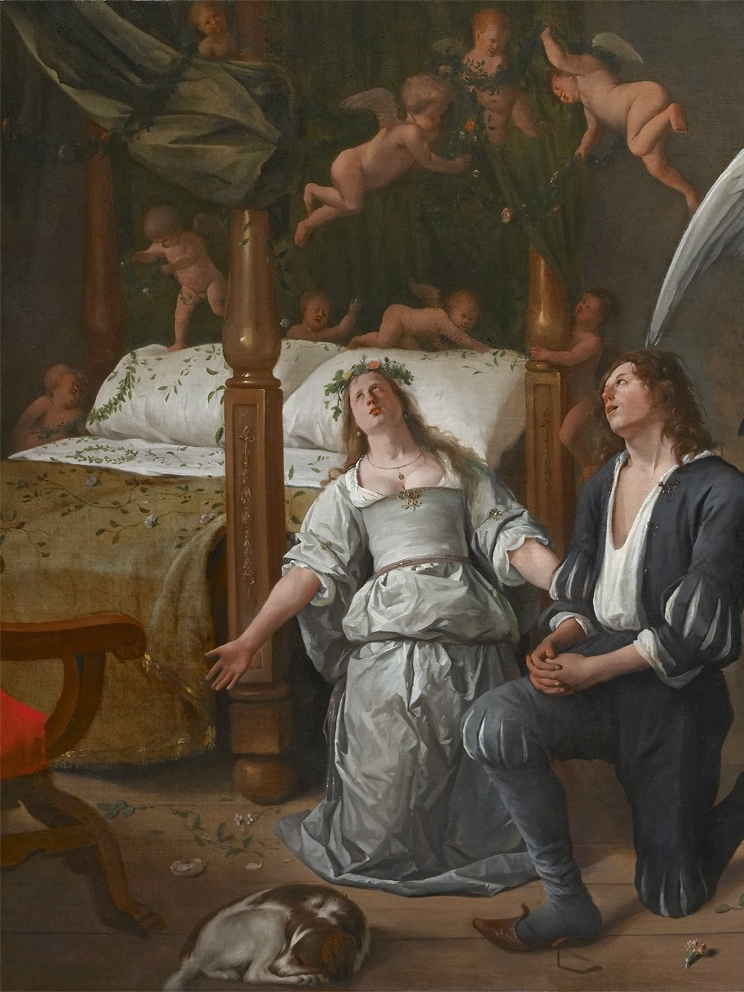 Next   SESSION  Tobit Excerpts: Ch. 6,7,8,10 TObias & His Bride