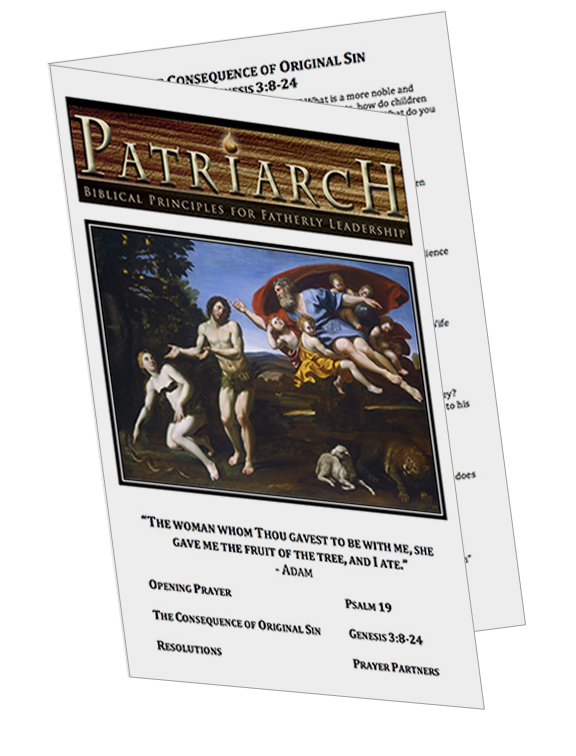 Genesis 3:8-24  - Printable Download