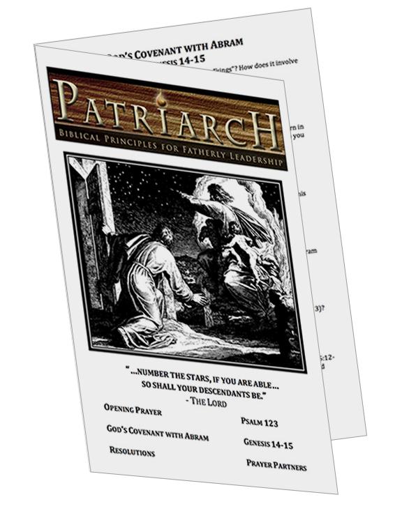 Genesis 14-15  - Printable Download