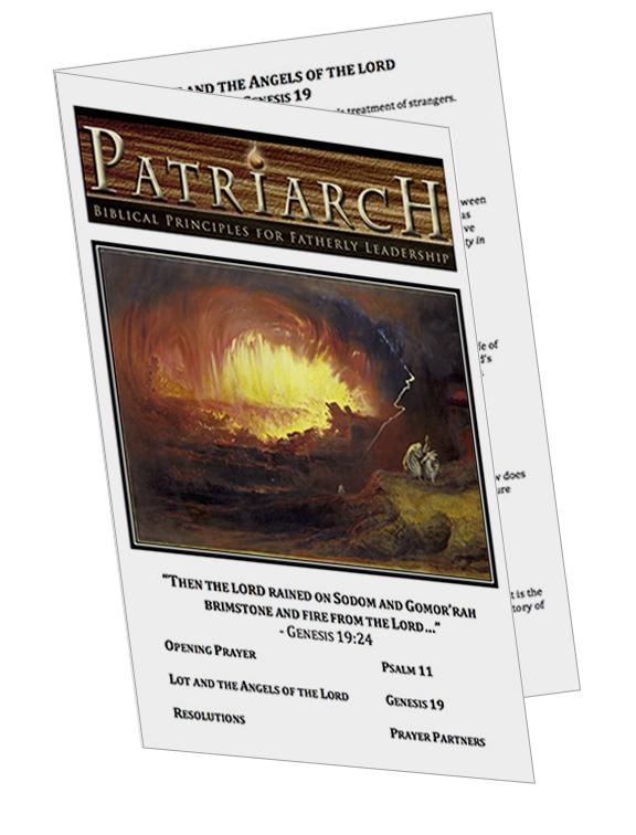 Genesis 19  - Printable Download