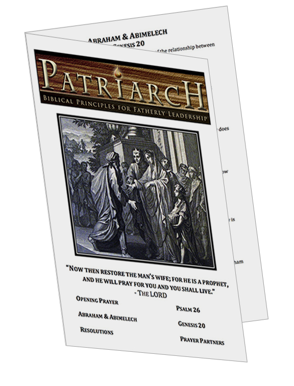Genesis 20  - Printable Download