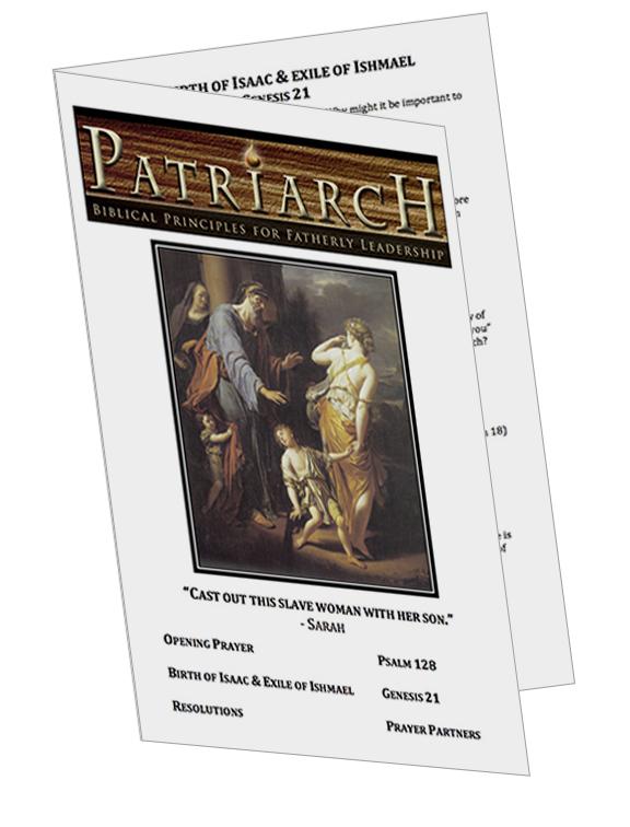 Genesis 21  - Printable Download