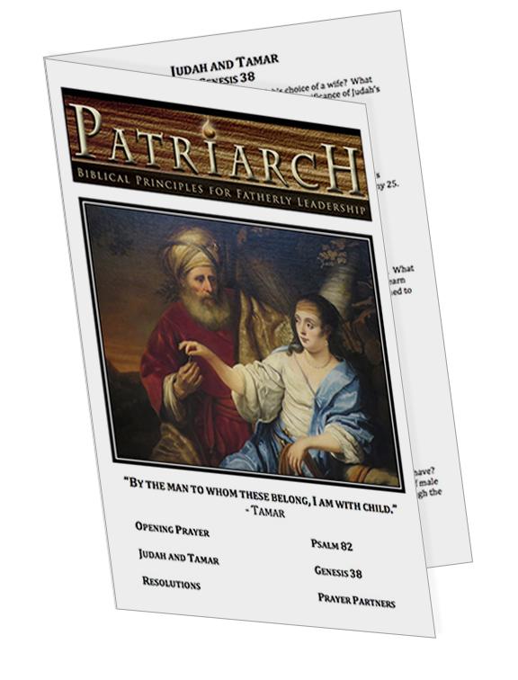 Genesis 38  - Printable Download
